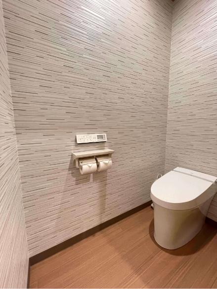 田草月205号室、洗面、お手洗いの写真2
