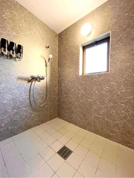 七夕月301号室、シャワー室の写真1