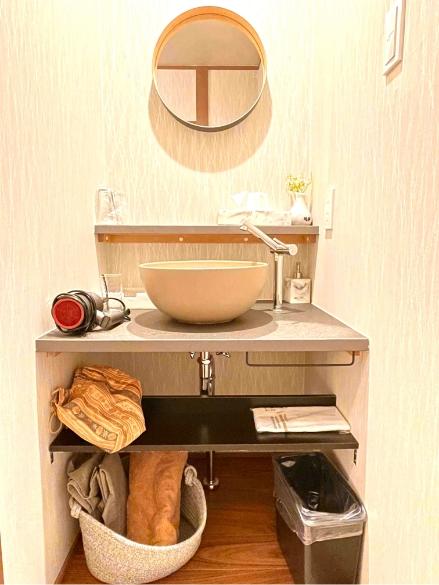 七夕月301号室、洗面お手洗いの写真1