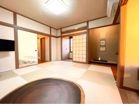 草津月302号室、室内の写真1
