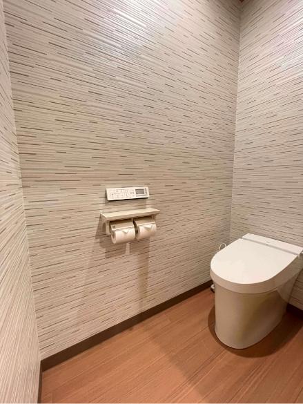 櫻舞月204号室、洗面、お手洗いの写真2
