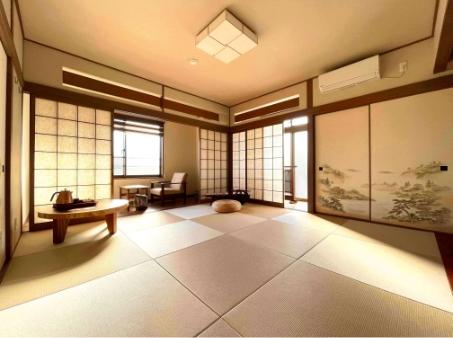 室内の様子の写真1